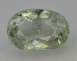 Light Green Color 1.60 Ct Natural Tourmaline