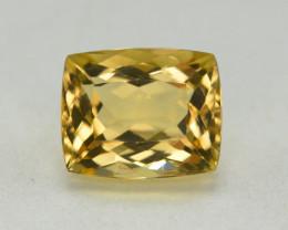 2.85 CT  Natural Heliodor Yellow Beryl Loose Gemstone SKU 2