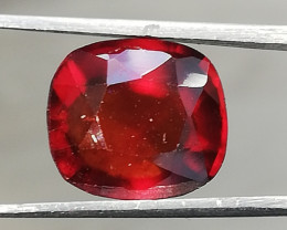 Hessonite, 3.86ct very nice coulour, great gem!