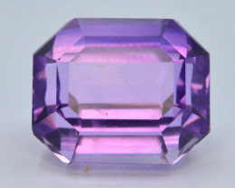 Deep Purple 9.55 Ct Natural Amethyst ~ Africa