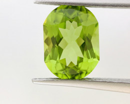 Natural Unheated Peridot from Pakistan 3.40 cts (SKU Z465)