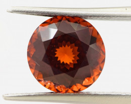 Natural Untreated Spessartite Garnet from Nigeria 5.66 cts (SKU Z605)