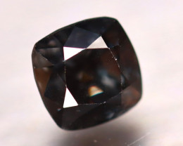 Spinel 2.51Ct Mogok Spinel Natural Burmese Titanium Blue Spinel E1203/A12