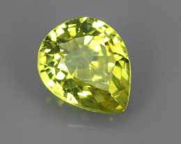 1.10 CTS~100% GORGEOUS RAREST NATURAL GOOD LUSTER CHRYSOBERYL!!!