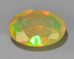 1.55 CTS~WORLD CLASS RARE COLLECTION-100 % NATURAL TOP MALTI GENUINE OPAL~