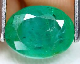 Zambian Emerald 1.74Ct Natural Green Color Zambian Emerald A1104
