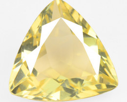 5.05  Cts Amazing Rare Natural Yellow Color Andesine