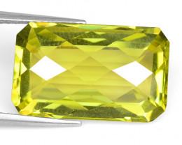 10.36  Cts Natural Lemon Quartz Gemstone