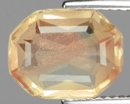 2.51 CT SUNSTONE OREGON RARE QUALITY GEMSTONE SN3