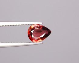 0.73Cts  Rubellite Tourmaline Gemstones