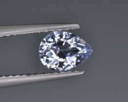 Natural Sapphire 0.88 Cts  Top Luster from Sri Lanka