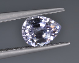 Natural  Sapphire 1.11 Cts  Top Luster from Sri Lanka
