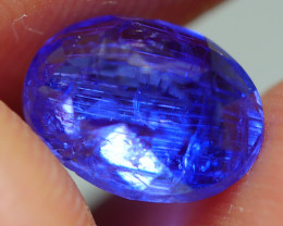 2.500CRT WONDERFULL TANZANITE TOP COLOR GEMSTONE -
