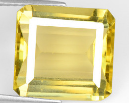 5.56 Cts Amazing Rare Natural Yellow Color Scopalite
