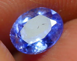 0.800CRT WONDERFULL TANZANITE TOP COLOR GEMSTONE -