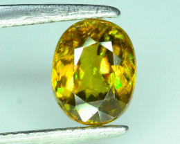 Rare AAA Fire 2.15 ct Sphene~K