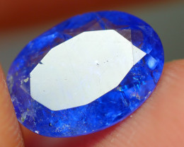 2.695CRTWONDERFULL TANZANITE TOP COLOR GEMSTONE