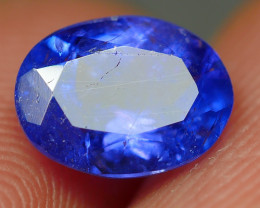 1.610CRT WONDERFULL TANZANITE TOP COLOR GEMSTONE -