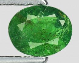 0.50 Ct Tsavorite Garnet Sparkling Luster Gemstone TS10