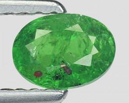 0.45 Ct Tsavorite Garnet Sparkling Luster Gemstone TS14