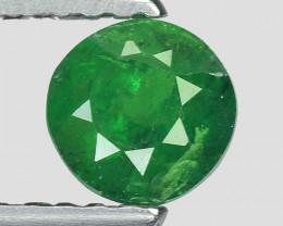 0.60 Ct Tsavorite Garnet Sparkling Luster Gemstone TS21