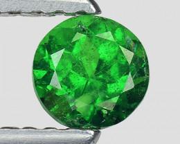0.41 Ct Tsavorite Garnet Sparkling Luster Gemstone TS26