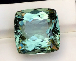 46.80 Carats Natural Top Grade Color Greenish Aquamarine Beryl Gems