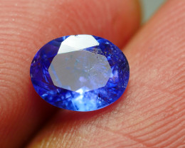 1.075crt WONDERFULL TANZANITE TOP COLOR GEMSTONE -