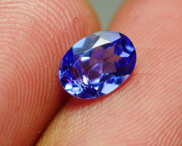 1.030crt WONDERFULL TANZANITE TOP COLOR GEMSTONE -
