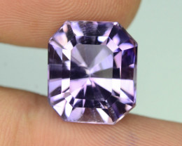AAA Color 8.70 ct Untreated Amethyst~AS