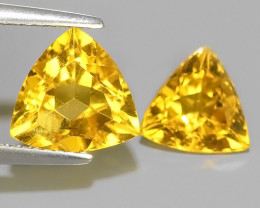 2.95~CTS GENUINE NATURAL ULTRA RARE COLLECTION ~GOLDEN YELLOW BERYL!!
