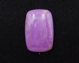 30cts Natural Mica Cabochon, Purple Gemstone H698