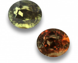 Natural Chrysoberyl Alexandrit|Loose Gemstone| Sri Lanka - New