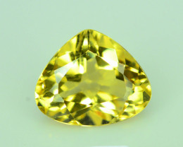Top Grade 1.60 ct Natural Heliodor ~Yellow ~ K