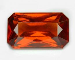 Hessonite Garnet 1.46 Cts Untreated Orange Color Natural Gemstone