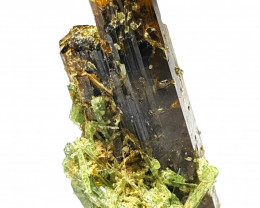 Amazing Natural color Damage free Epidote combine with Lovely Diposite 45Ct