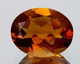 1.56Crt Madeira Citine  Natural Gemstones JIST06