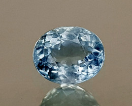 0.71Crt Aquamarine  Natural Gemstones JIST06