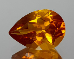1.61Crt Madeira Citine  Natural Gemstones JIST06