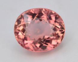 Top Grade 1.80 Ct Natural Baby Pink Color Tourmaline