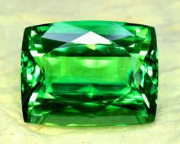 90 Carats Amazing Green Spodumene Gemstone