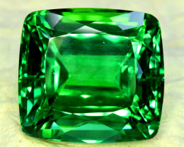 143 Carats Amazing Green Spodumene Gemstone