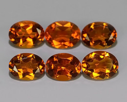 7.90 CTS TOP DAZZLING NATURAL OVAL CUT ULTRA RARE CITRINE NR!