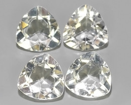 12.12 CTS DELUXE REAL WHITE TOPAZ TRILLION EXCELLENT PARCEL!!