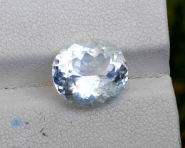 Aquamarine, 5.25 cts Top Color Natural Aquamarine from Pakistan