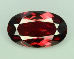 Gorgeous 3.00 ct Reddish Garnet