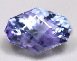 Tanzanite 1.91Ct VS Master Cut Natural Purplish Blue Tanzanite BT0005