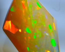 Cts. 4.05     FANCY FACET    Ethiopian Opal      RFZEPE6