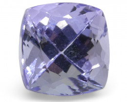 2.23ct Cushion Tanzanite
