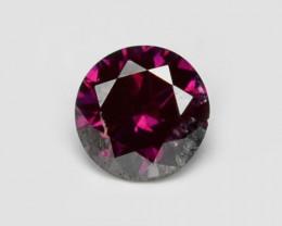 0.04 Sparkling Rare Fancy Purple Color Natural Loose Diamond